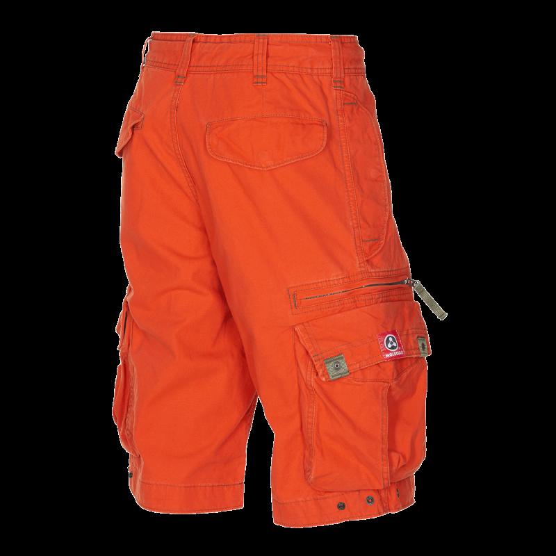 CARGO SHORTS MOLECULE - ORIGINALS 45020 - Orange