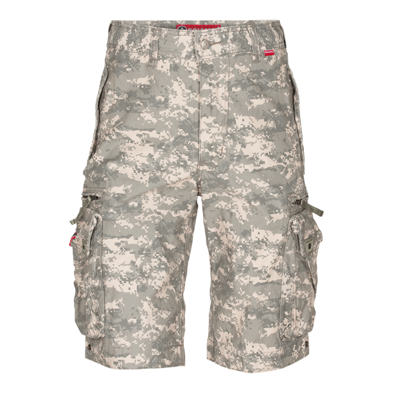 MOLECULE CARGO SHORTS - ORIGINALS 45020 - DIGITAL CAMO C24