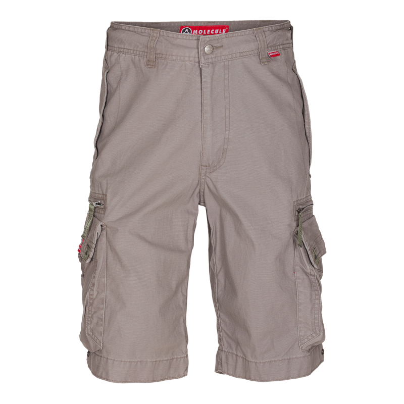 MOLECULE CARGO SHORTS - ORIGINALS 45020 - GRÅ C3