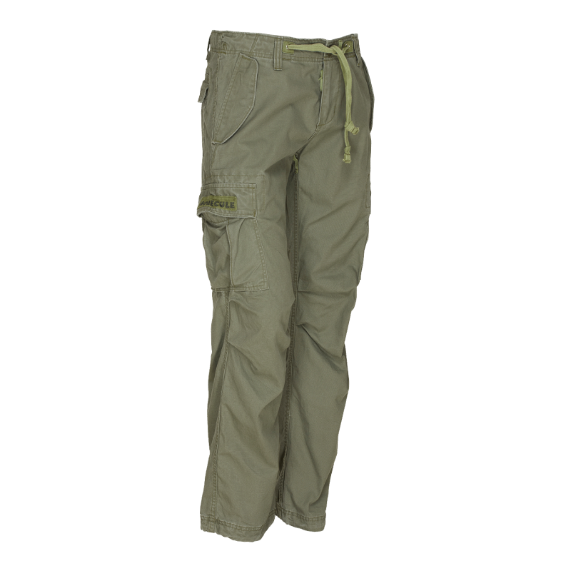 45038 - M - OLIVE GREEN : Molecule Basic Combats
