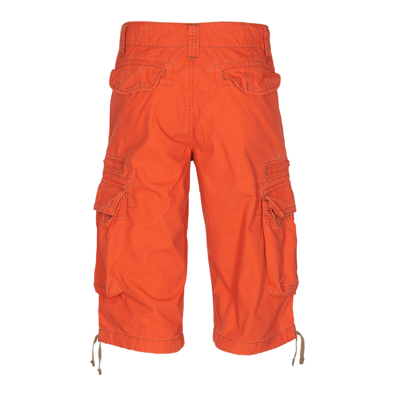 CARGO KNICKERS til mænd fra MOLECULE - KICKFLIPS 50006 - Orange