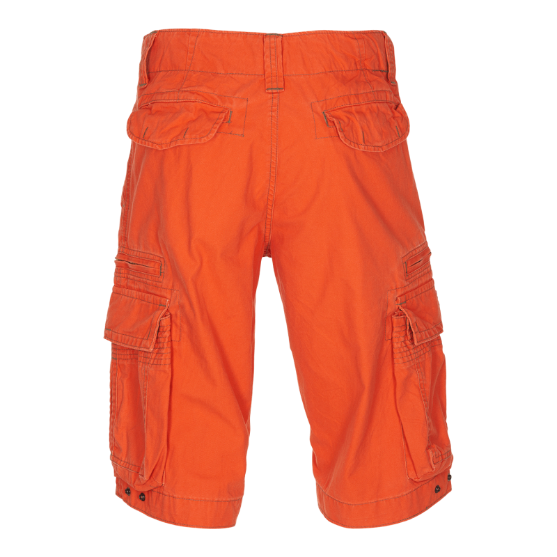 MOLECULE CARGO SHORTS - BIG SIZE CRUISERS - 52010 - ORANGE C12