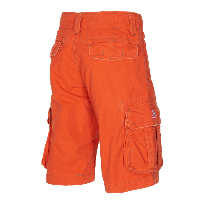 MOLECULE CARGO SHORTS - CYCLONES - 54001 - ORANGE C12