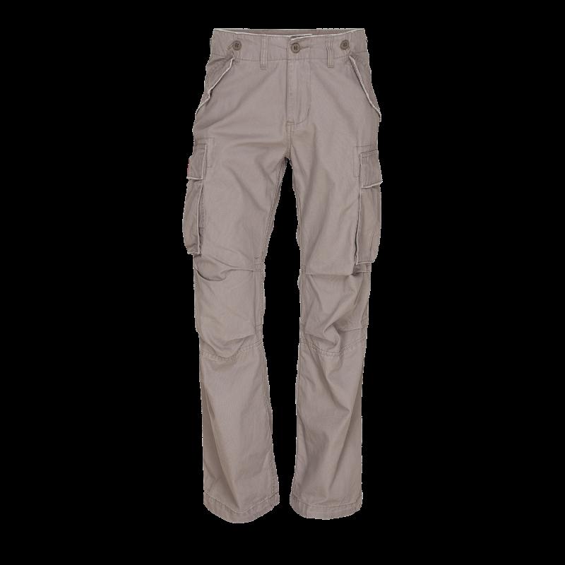 MOLECULE CARGO BUKSER - BOARD PANTS 54002 - GRÅ C3