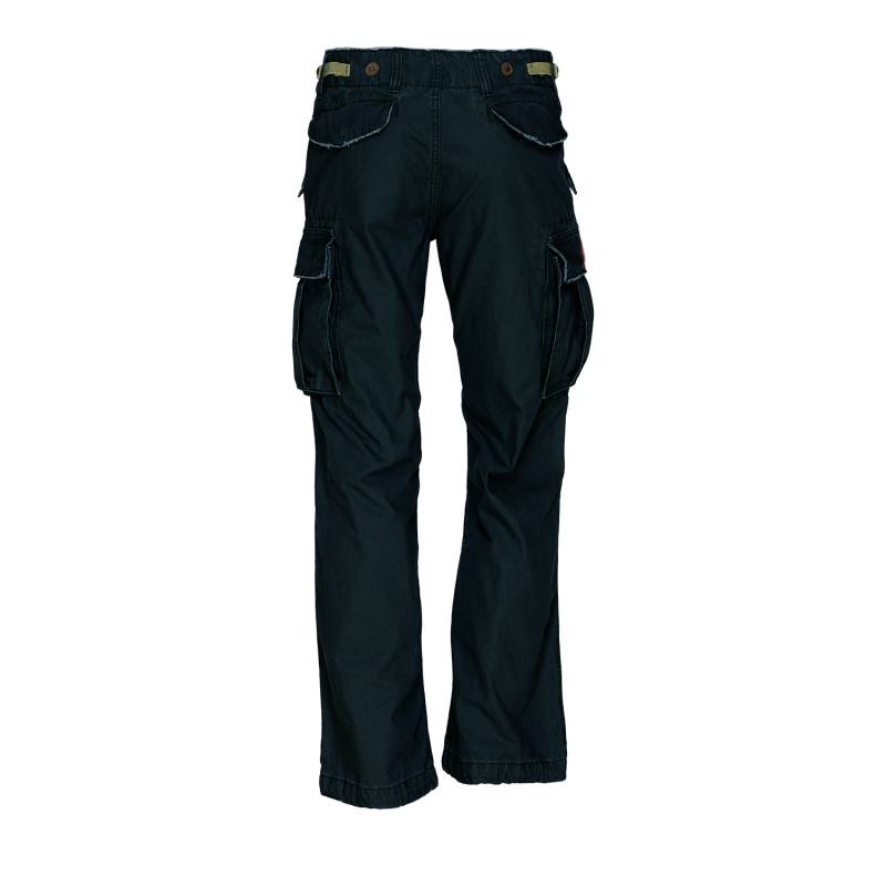MOLECULE CARGO BUKSER - BOARD PANTS 54002 - NAVYBLÅ C8