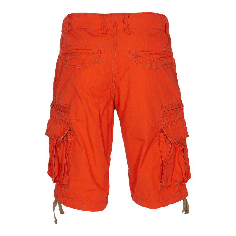 MOLECULE CARGO SHORTS - DUAL FEATHERWEIGHTS 55001 - ORANGE C12