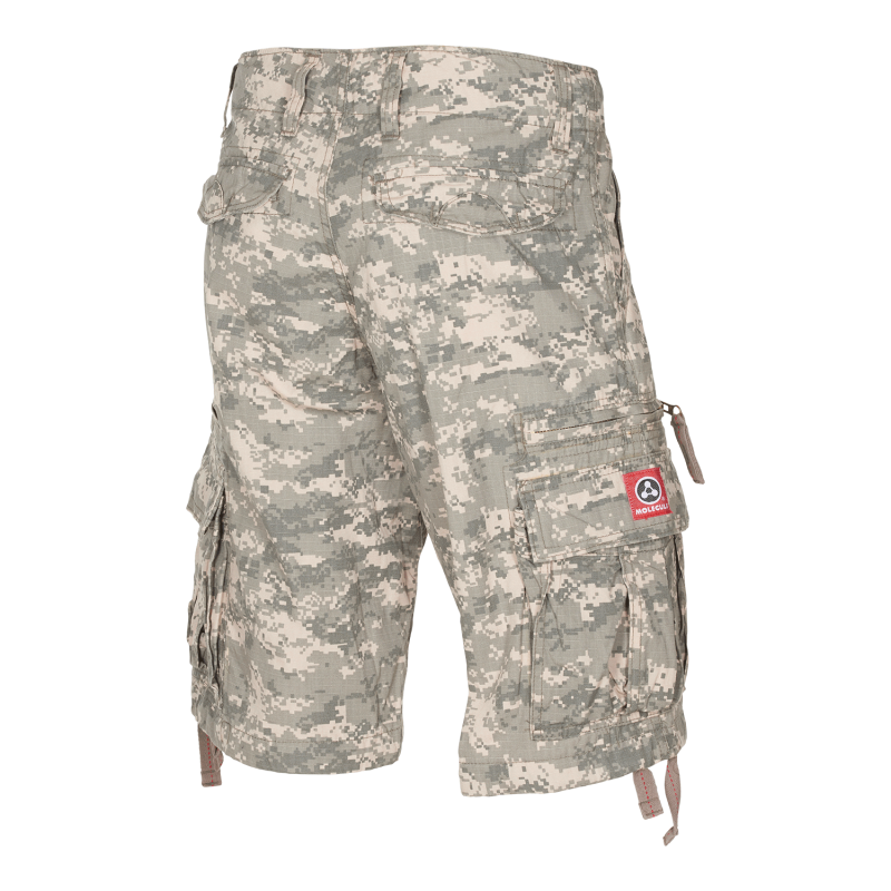 MOLECULE CARGO SHORTS - DUAL FEATHERWEIGHTS 55001 - DIGITAL CAMO C24
