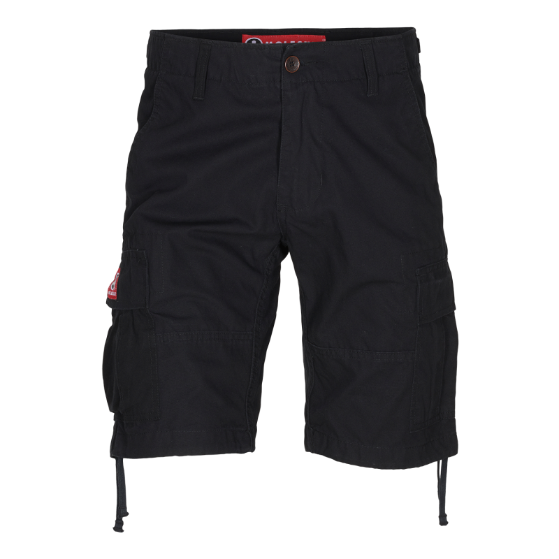MOLECULE CARGO SHORTS - SHORTCUTS 62009 - SORT C1