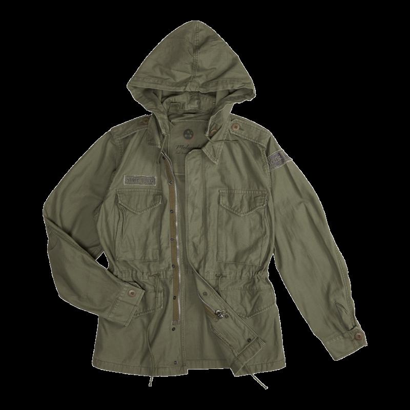 53014 : Molecule Airstrike jacket