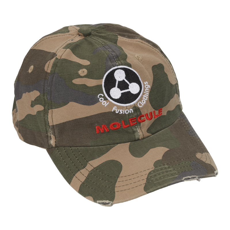 CAP : COOLSTAR - Camo - Fitted