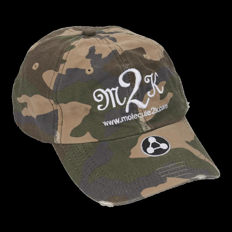 CAP : AMPED M2K - Camo - Fitted