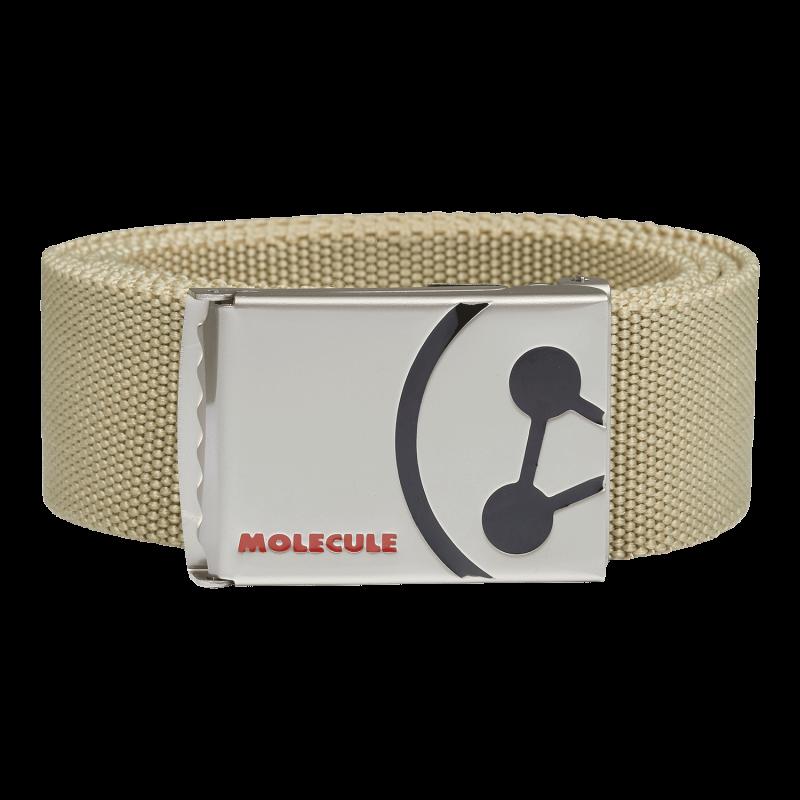 B03 - RIDER BELT - BEIGE : Molecule bælte