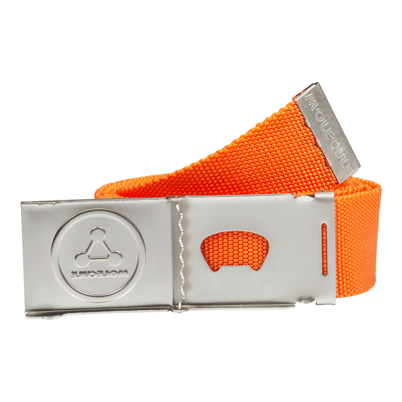 MOLECULE BÆLTE - STEEL BELT B02 - ORANGE C12