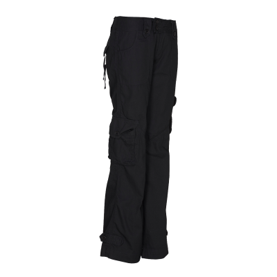 MOLECULE CARGO BUKSER - LOW CUT COMBATS 45062 - SORT C1