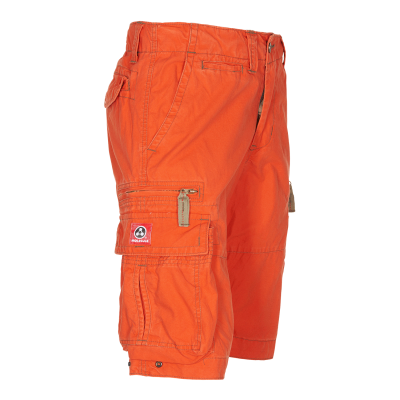 MOLECULE CARGO SHORTS - CRUISERS 50007 - ORANGE C12