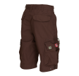 MOLECULE CARGO SHORTS - ORIGINALS 45020 - BRUN C11