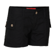 CARGO SHORTS MOLECULE - WAHINIS BLACK - 45046