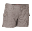 CARGO SHORTS MOLECULE - WAHINIS GREY - 45046
