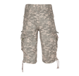 MOLECULE CARGO KNICKERS - DRAWN TOGETHERS 45056 - DIGITAL CAMO C24
