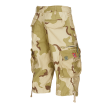 MOLECULE CARGO KNICKERS - DRAWN TOGETHERS 45056 - DESERT CAMO C6
