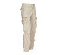 MOLECULE CARGO BUKSER - ANKLE BUSTERS 50005 - BEIGE C2