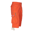 MOLECULE CARGO KNICKERS - KICKFLIPS 50006 - ORANGE C12