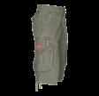 MOLECULE CARGO KNICKERS - KICKFLIPS 50006 - OLIVE GREEN C4