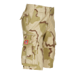 MOLECULE CARGO SHORTS - CRUISERS 50007 - DESERT CAMO C6
