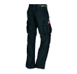 54002 - NAVYBLÅ : Molecule Board Pants