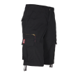 MOLECULE CARGO SHORTS - DUAL FEATHERWEIGHTS 55001 - SORT C1