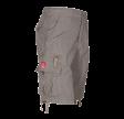 CARGO SHORTS fra MOLECULE - DUAL FEATHERWEIGHTS 55001 - GREY