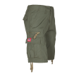 CARGO SHORTS fra MOLECULE - DUAL FEATHERWEIGHTS 55001 - OLIVE GREEN