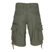 MOLECULE CARGO SHORTS - DUAL FEATHERWEIGHTS 55001 - OLIVE GREEN C4