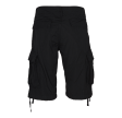 MOLECULE CARGO SHORTS - FEATHERWEIGHTS 55002 - SORT C1