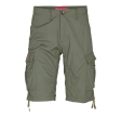 MOLECULE CARGO SHORTS - FEATHERWEIGHTS 55002 - OLIVE GREEN C4