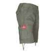 MOLECULE CARGO SHORTS - SHORTCUTS 62009