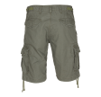 MOLECULE CARGO SHORTS - SHORTCUTS 62009 - OLIVE GREEN C4