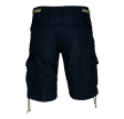 MOLECULE CARGO SHORTS - SHORTCUTS 62009 - NAVY BLUE