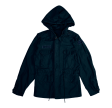 53014 - Navyblå : Molecule Airstrike jacket