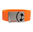 MOLECULE BÆLTE - RIDER BELT B03 - ORANGE C12