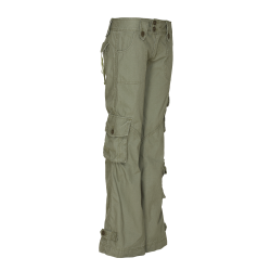 45062 - L - OLIVE GREEN : Molecule Low Cut Combats
