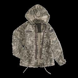 53015 - Digital Camo : Molecule Airstrike jacket