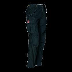 54002 - XL - NAVYBLÅ : Molecule Board Pants